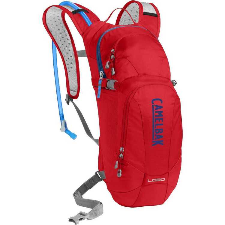 CamelBak Lobo 3 L Hydration Pack Racing Red & Pitch Blue 3 L