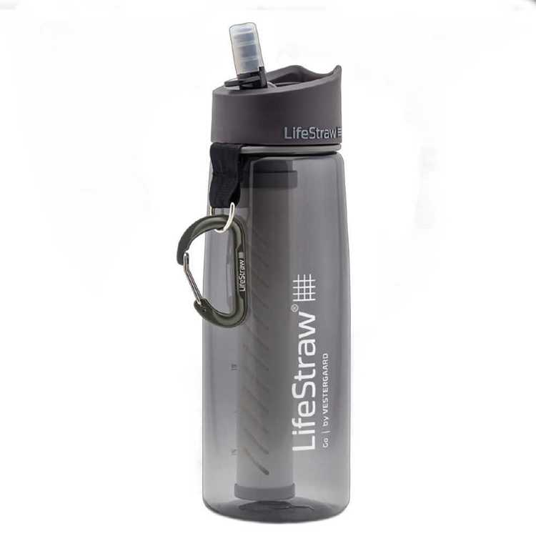 LifeStraw Go 2 Stage Filtration Water Bottle