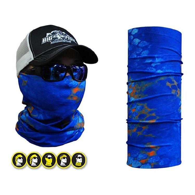 Bigfish Camoscale B.Stic Blue Fish Headz Solar Tube