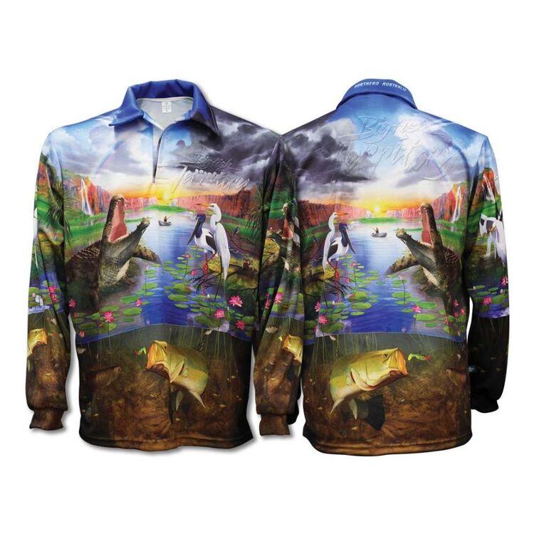 Bigfish Kids' Territory Sublimated Polo Shirt