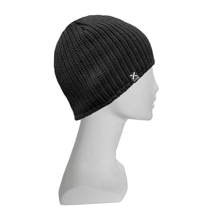 XTM Kid's Bronco Beanie Dark Grey Marle One Size Fits Most
