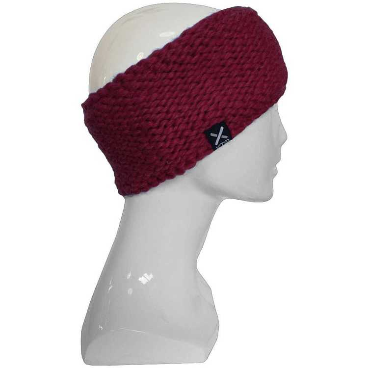 XTM Women's Amber Headband Deep Pink One Size Fits Most