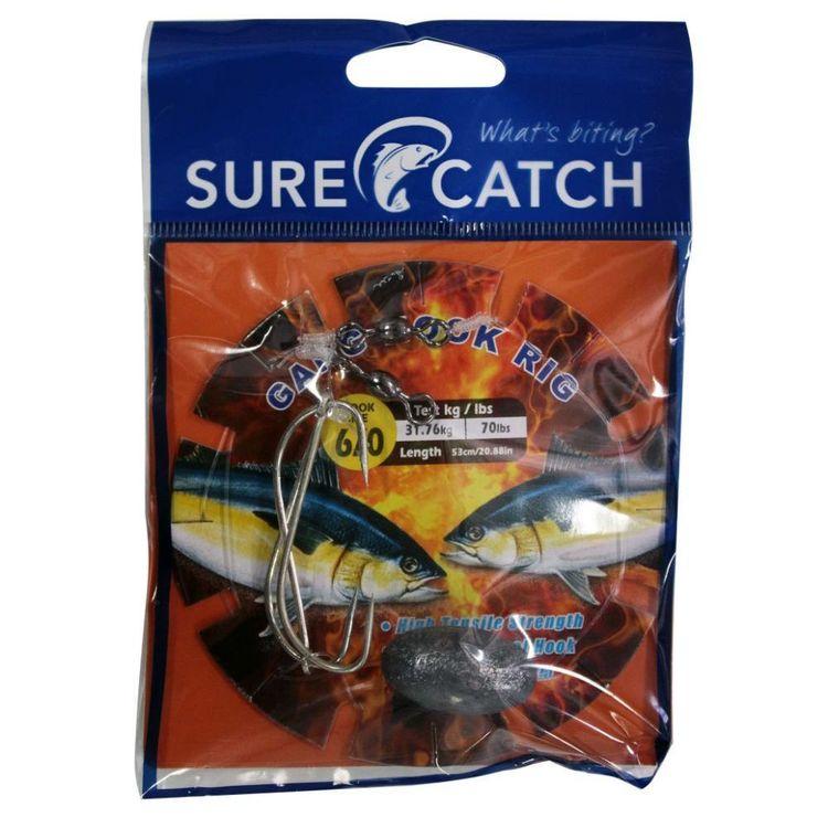 SureCatch Gang Hook Rig Pack