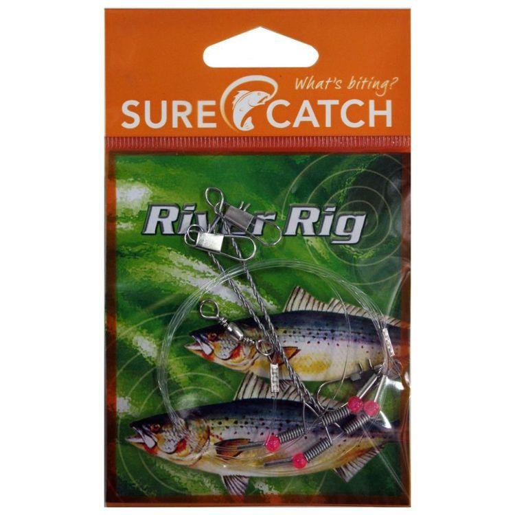 SureCatch River Rig