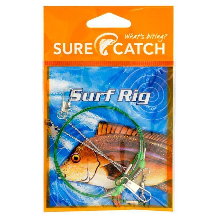 SureCatch Surf Rig