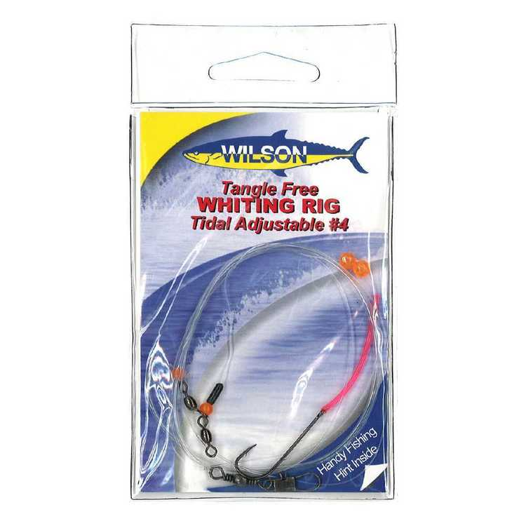 Wilson Tangle Free Tidal Adjustable Whiting Rig
