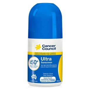 Cancer Council 75 mL Ultra Roll On SPF50+