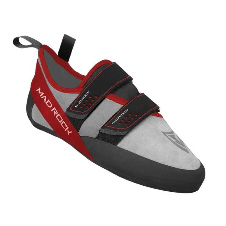 Mad Rock Drifter Shoes Red Black & Grey