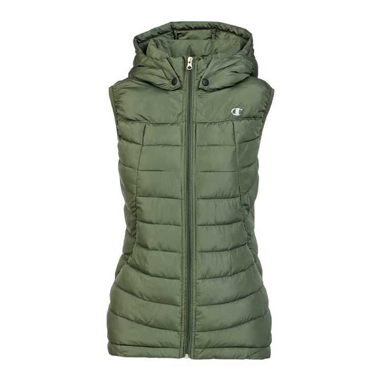 Champion Women's Powertrain Puffer Vest