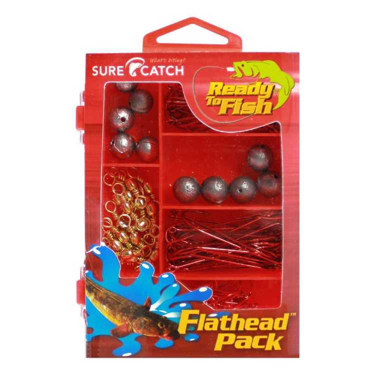 SureCatch Flathead Pack