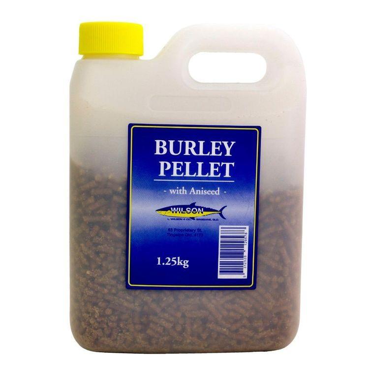 Wilson 1.25kg Berley Pellets