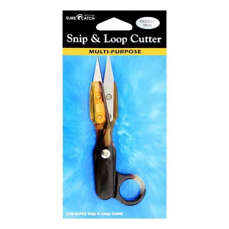 SureCatch Snip & Loop Cutter