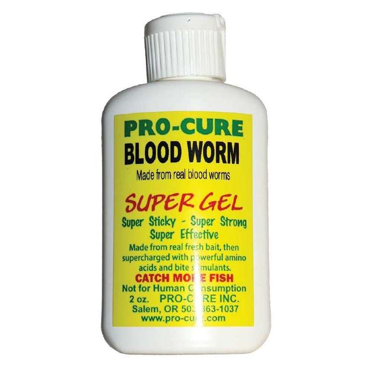 Pro-Cure Super Gel Scent Bloodworm