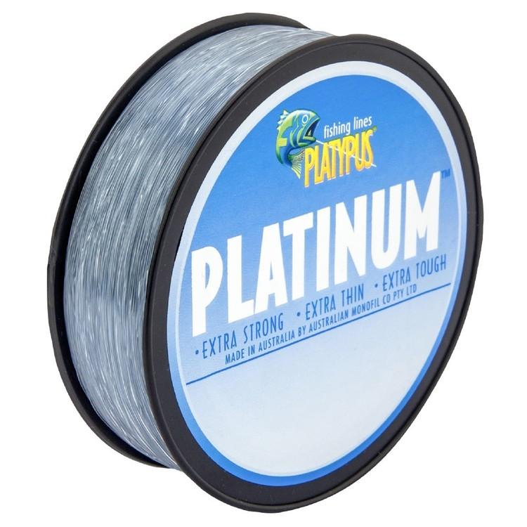 Platypus Platinum 300 Metre Mono Line