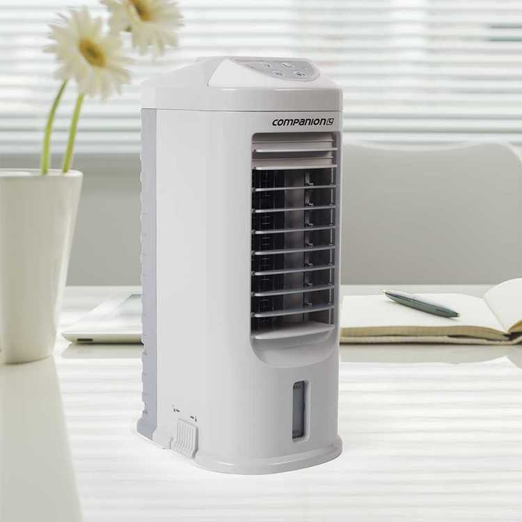 Companion Mini Rechargeable Evaporative Cooler