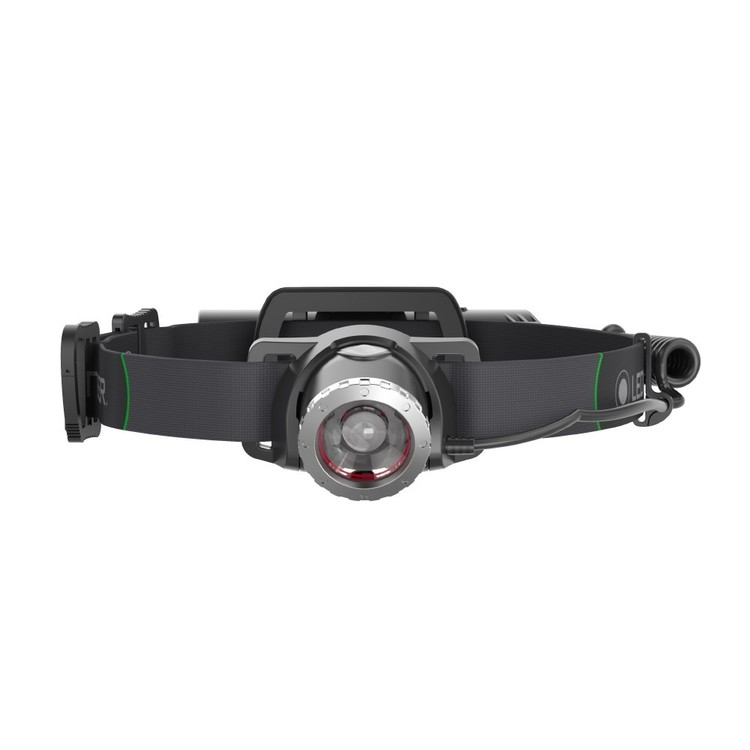 LED Lenser MH10 Rechargeable Headlamp Black