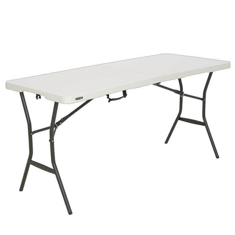 Lifetime 5 Foot Table