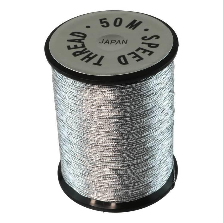 Fuji Speed Thread Metallic 50 Metre Roll
