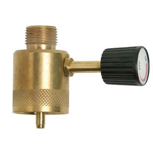 "Gasmate Adaptor Propane Bottle to 3/8"" BSP Adaptor"