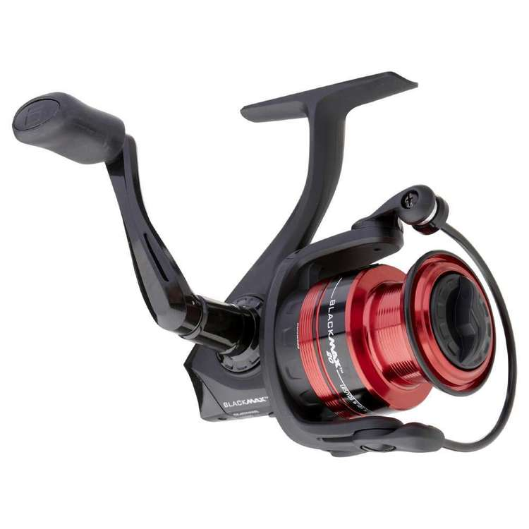 Abu Garcia SP20 Black Max Spinning Reel Black