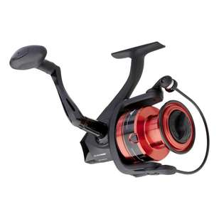 Abu Garcia SP60 Black Max Spinning Reel