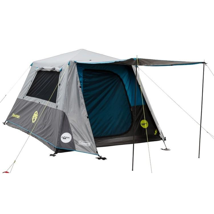 newest 2c61e dc5cb Coleman Instant Up Darkroom 6P Tent