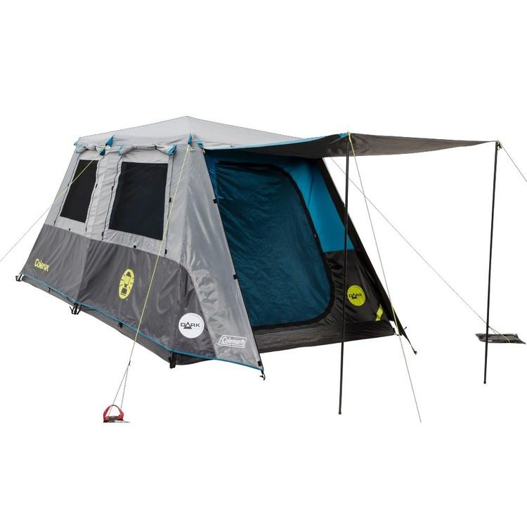 watch 906dd 464ac Coleman Instant Up Darkroom 8P Tent