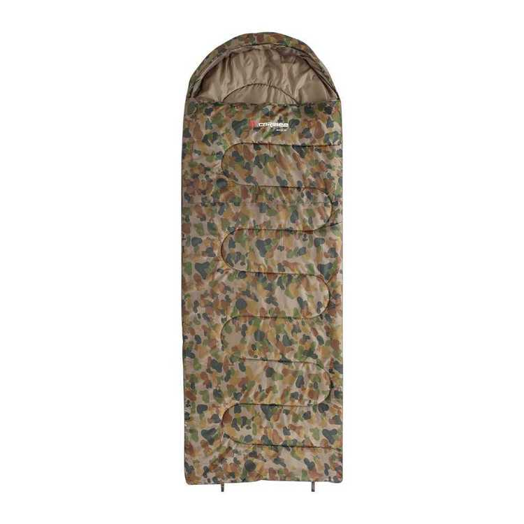 Caribee Back Country Jumbo Sleeping Bag
