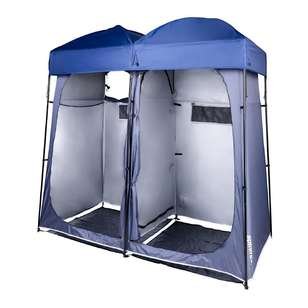 Spinifex Deluxe Double Shower / Toilet Tent