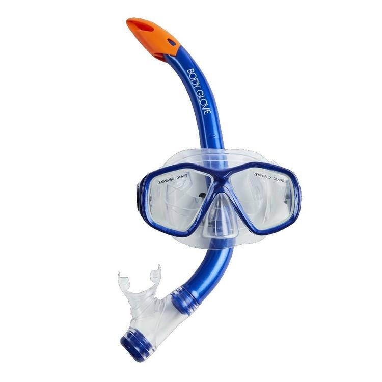 Body Glove Adult Portsea Snorkel Set 2.0