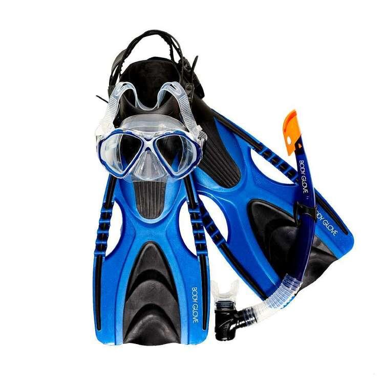 Body Glove Quantum 2.0 4 Piece Adult's Dive Set