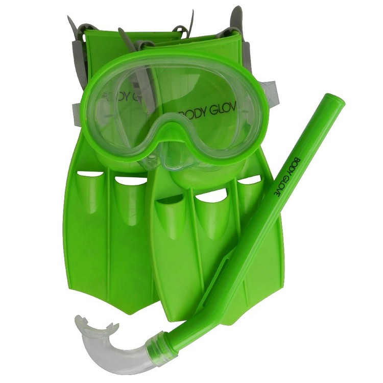 Body Glove Sorrento Kids 4 Piece Dive Set