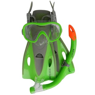 Body Glove Sorrento Youth 4 Piece Dive Set
