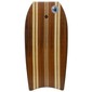 Bodyglove 48 Inch Heritage Bodyboard Brown 48 In