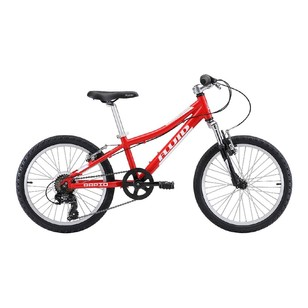 Fluid Rapid 20 inch F1 Red Mountain Bike