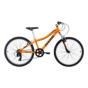 Fluid Rapid 24 inch Burnt Orange Mountain Bike