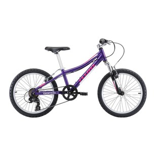 Fluid Rapid 20 inch Bright Purple Mountain Bike