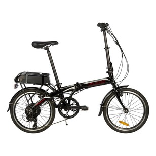 Fluid Traveller Volt Folding E-Bike