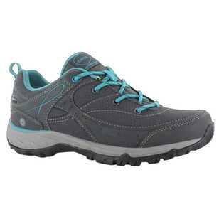 Hi Tec Women's Equilibrio Low I WP Low Hiking Shoes