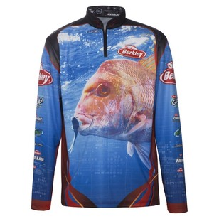 Berkley Pro Snapper Fishing Shirt