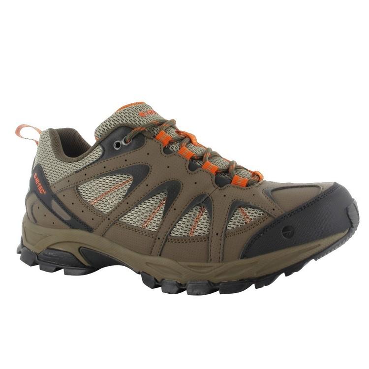 Hi-Tec Men's Quixhill Trail Low Hiking Shoes