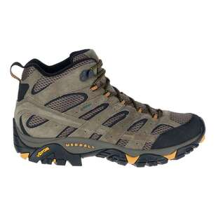 Merrell Men's Moab 2 GTX Leather Mid Hiking Boots