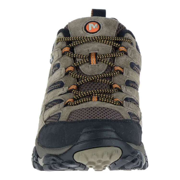 Merrell Men's Moab 2 Gore-Tex Low Hiking Shoes Walnut