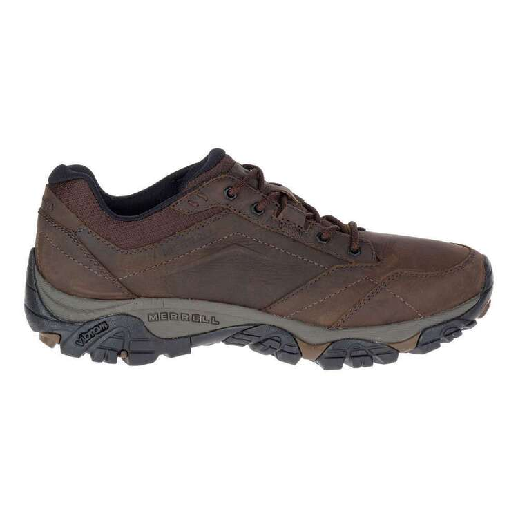 Merrell Men's Moab Adventure Lace Casual Shoes Dark Earth