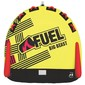 Fuel Beast 3 Deck Tube Yellow 72 in