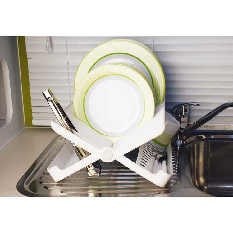 Camec Folding Dish Rack