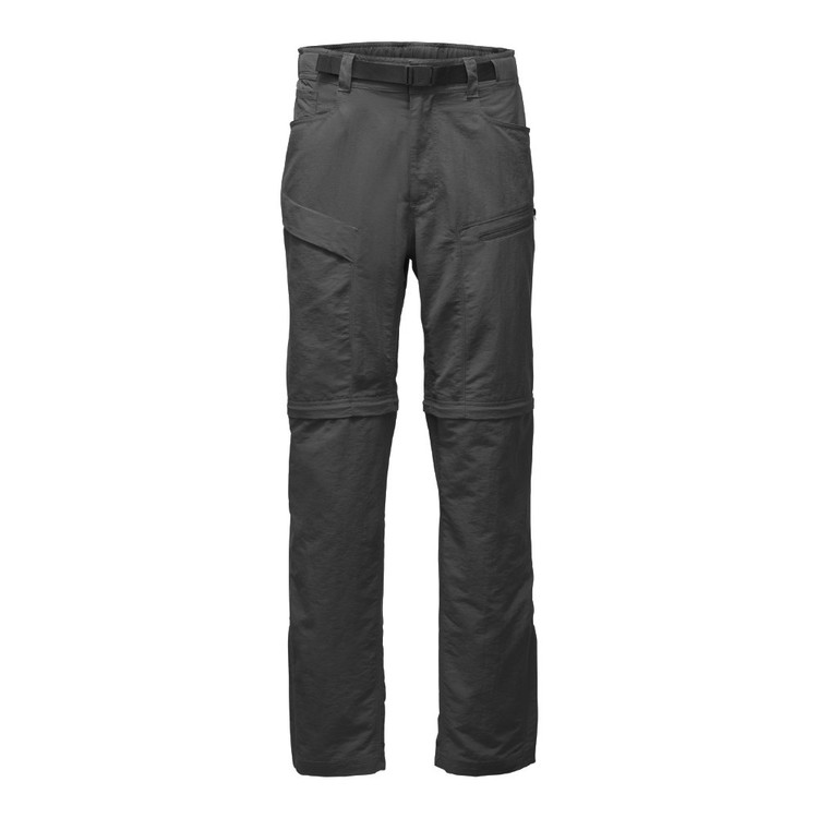The North Face Men's Para Trail Convertible Pants Asphalt Grey Medium