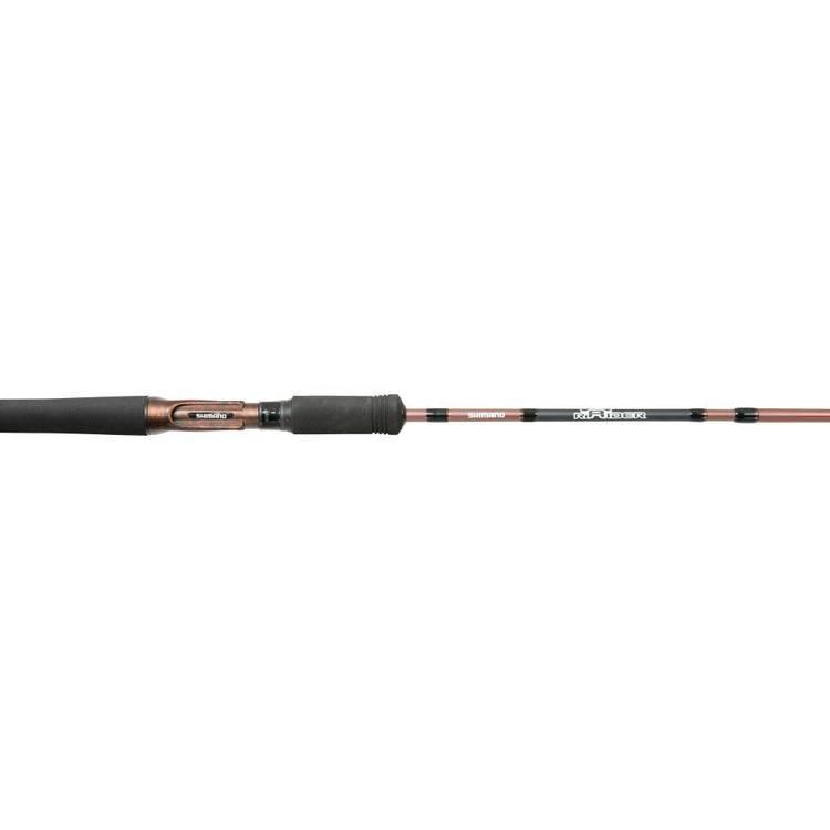 Shimano Raider Travel Inshore 593 Barra Baitcaster Rod