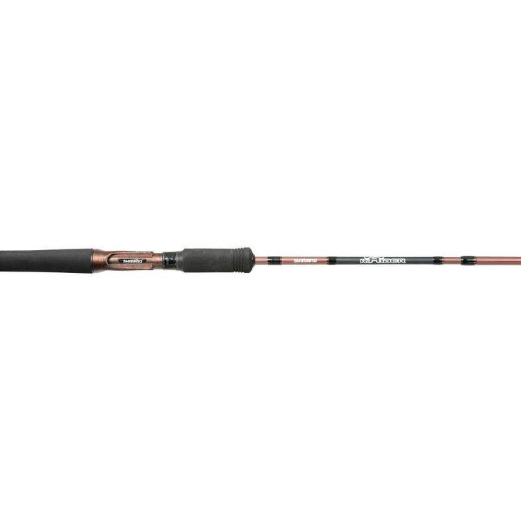 Shimano Raider Travel Inshore 633 Native Baitcaster Rod