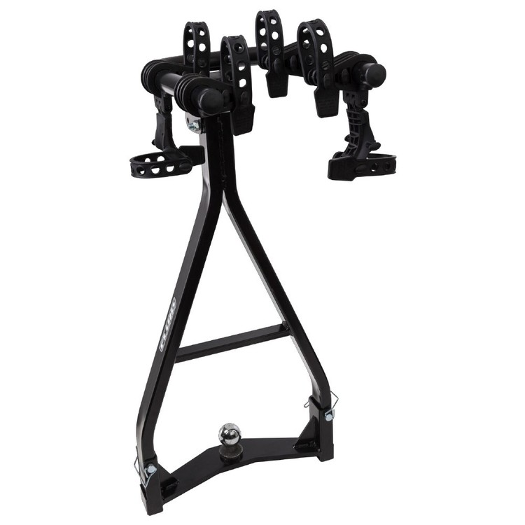 Fluid A-Frame 2 Bike Carrier With Anti-Sway Black